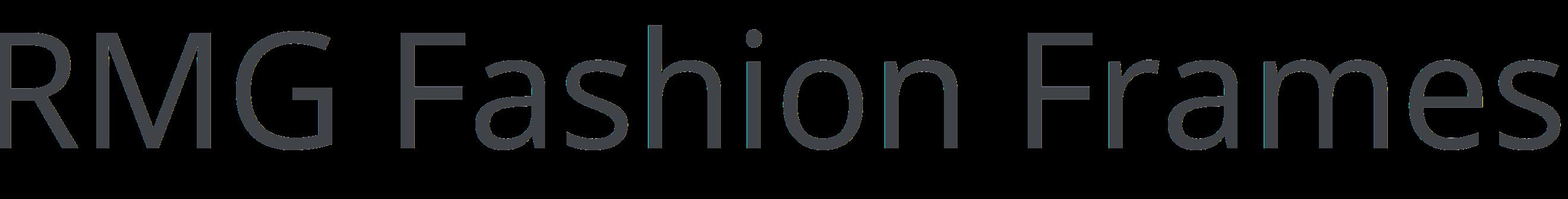 Logo RMG Fashion Frames